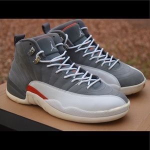 Nike Air Jordan Retro XII 12 Cool Grey